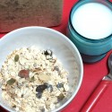 Quick tip: Make your own breakfast cereal mix