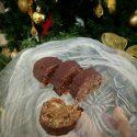 Healthy Christmas Log